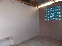 Girls dorm after painting