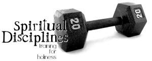 spiritual disciplines 2015
