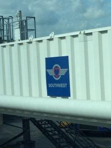 Southwest got us to our destination.