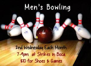 mens bowling
