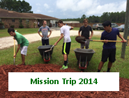 mission trip 2014 graphic