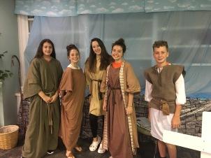 VBS wild Bible Adventure crew